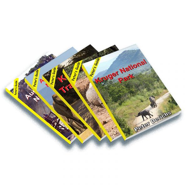 all-books-peters-guides-books