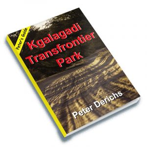 kgalagadi-peters-guides-books